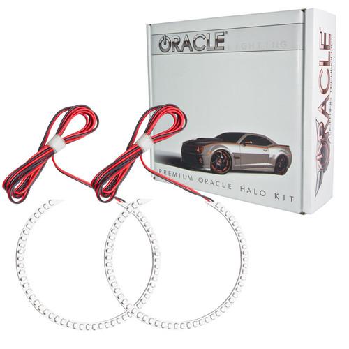 05-13 Corvette LED Fog Light Halo Kit Red
