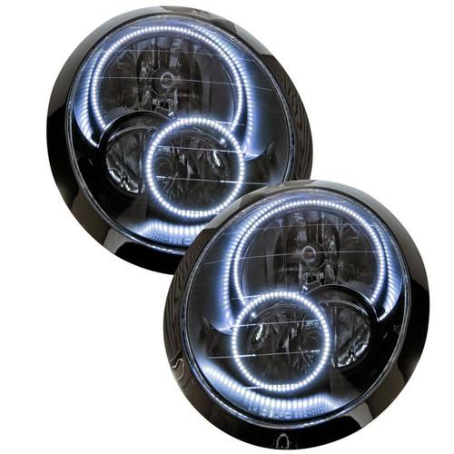 05-08 Mini Cooper LED Pre-Assembled Headlights