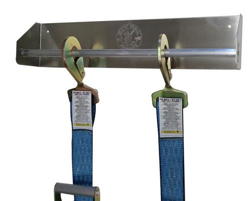 Multiple Strap Hanger 17in