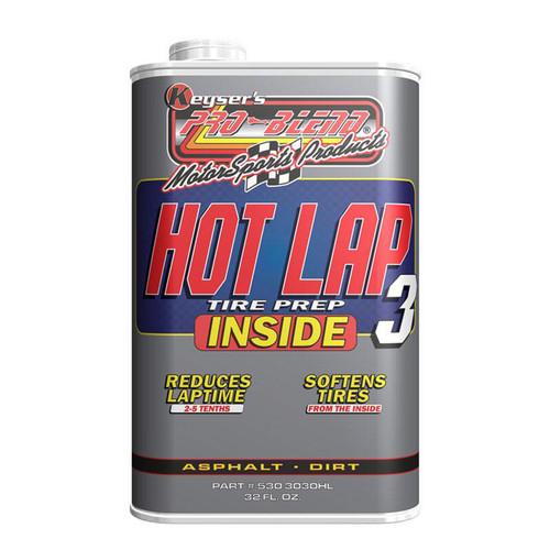 Hot Lap 3 Inside Tire Prep Quart