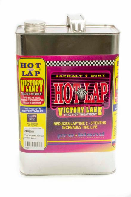 Tire Softener Hot Lap Victory Lane