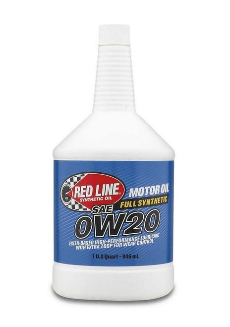 0W20 Motor Oil 1 Qt