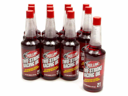 2 Cycle Racing Oil Case 12x16oz Bottles