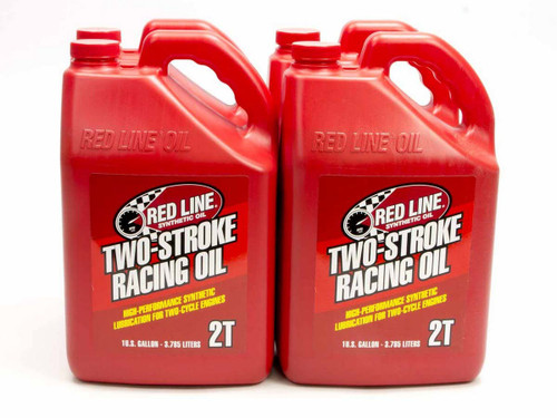 2 Cycle Racing Oil Case 4x1 Gallon