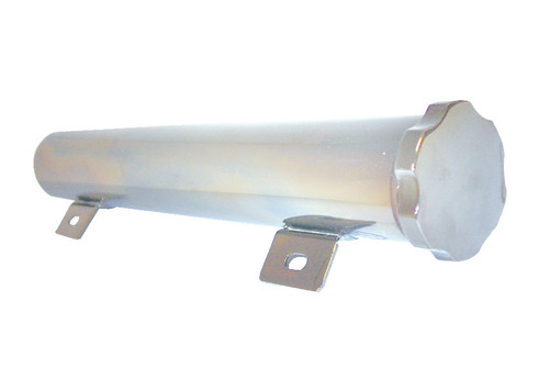 Aluminum Tank Overflow 1 3In X 2In - Polished