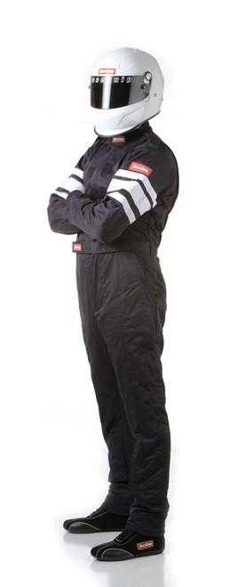 Black Suit Multi Layer Large