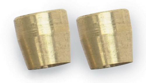 #6 Repl Brass Ferrules 2pk