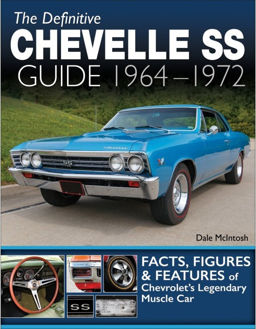 1964-72 Chevelle SS Guide