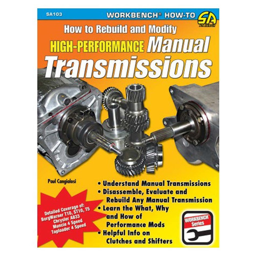 How To Build Perf Manual Transmissions