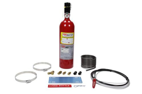 5lb Fire Bottle-Pull w/Steel Tubing FE-36