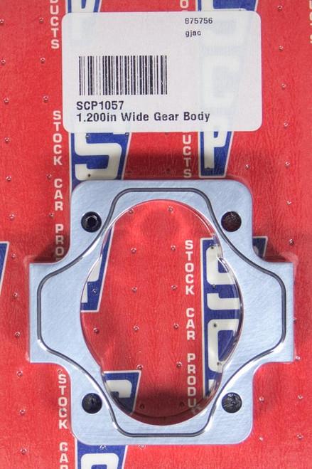 1.200in Wide Gear Body