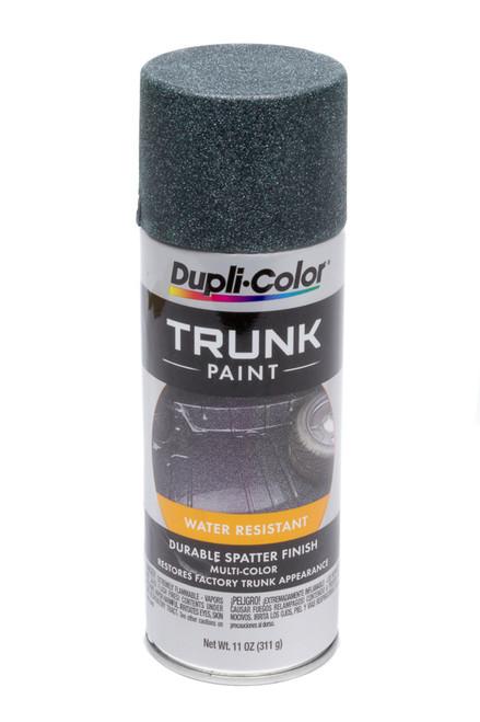 Black & Aqua Trunk Paint 11oz.