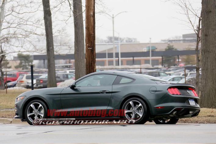 2015 Mustang Bullitt