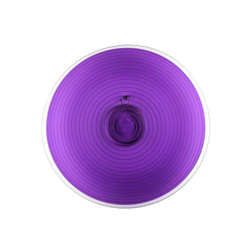 Heliotrope Spiral Rondel