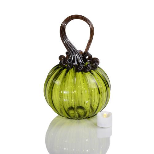 Elixir - Signature Round Pumpkin with Tealight