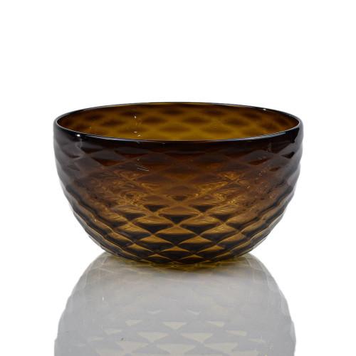 Manzanilla Diamond Cut Bowl