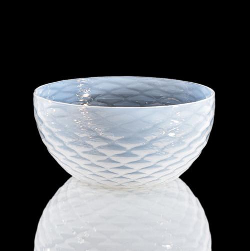 Snow Diamond Cut Bowl