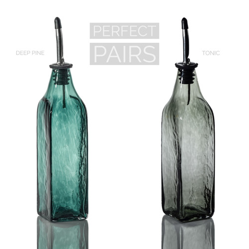 Deep Pine & Tonic Single-Tone Bottle Set