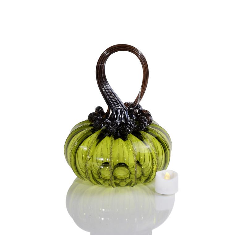 Elixir - Signature Squatty Pumpkin with Tealight