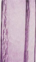 Violet glass swatch from 2B Glass