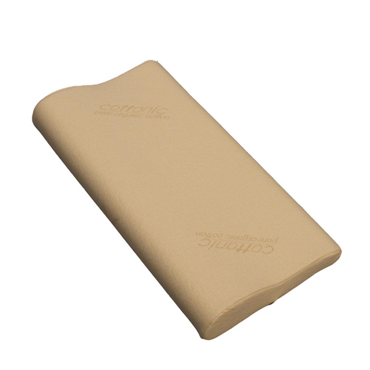 Strobel Supple Pedic Memory Foam Pillow | Ergonomic Contour Pillow