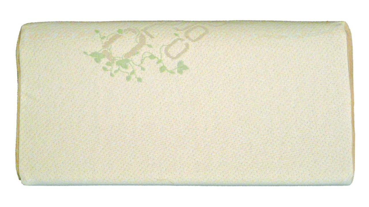 Memo Foam Ergonomic Orthopedic Memory Foam Contour Pillow