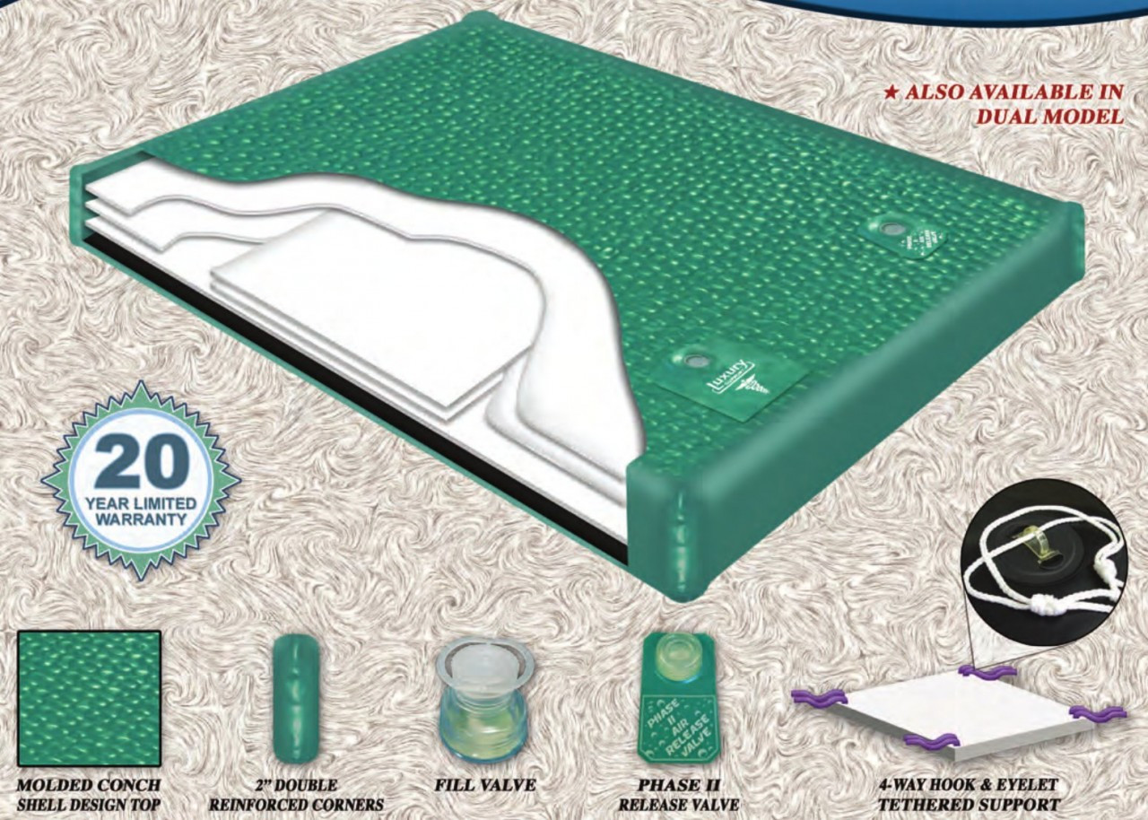 LS 900 Softside Waterbed Fluid Chamber by Innomax