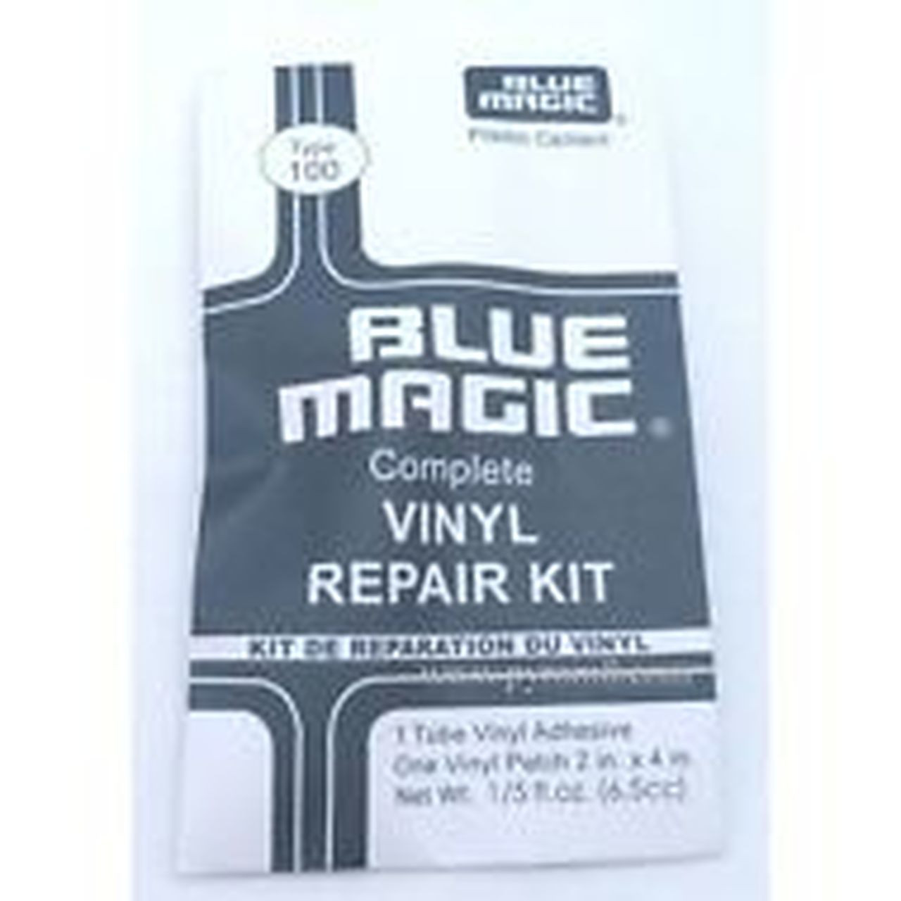 Small Blue Magic Patch Kit