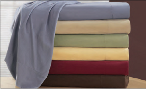 Convert A Fit Solid Flannel Waterbed Sheet Set