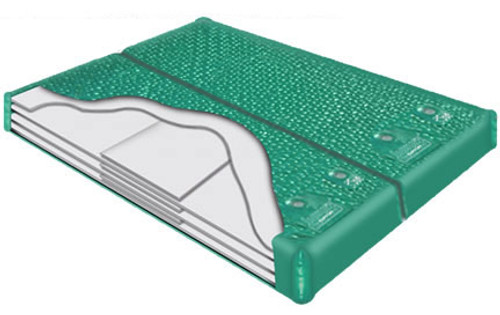 LS 1000 Dual Softside Waterbed Fluid Chamber by Innomax