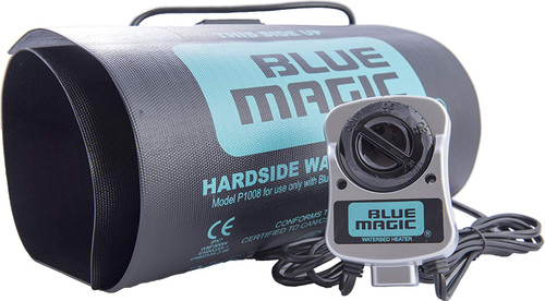 Blue Magic 300W Solid State Hard Side Waterbed Heater High Watt