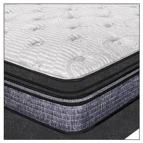 Horizon 12 Inch Mattress Softside Fluid Support Waterbed