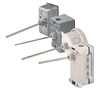 "BAPI BA/1K[375]-I-8"" Immersion Temperature Sensor, Nylon Fitting"