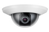 CE-RMC40, Clinton Recess Mount S7 Indoor Dome Camera, white