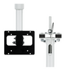 CE-CM-SX-3, Clinton 3′ Telescoping Ceiling Mount LCD/PVM Pole