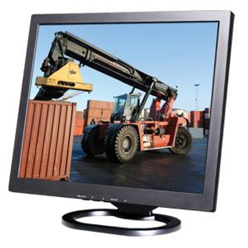 "17"" LCD Monitor - 1280 x 1024 Resolution, 1 BNC Input / 1 BNC Output"