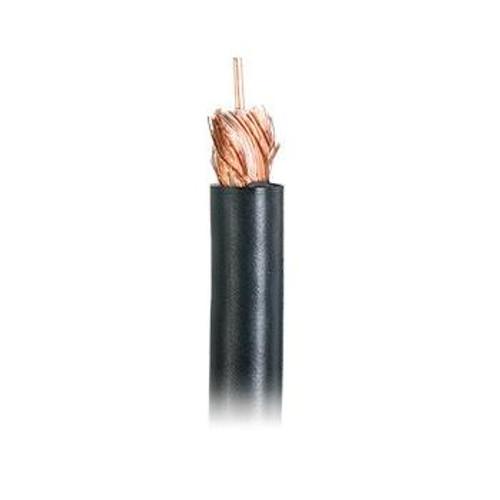 CE-RG59-1000, Clinton Black RG-59 Coax Cable