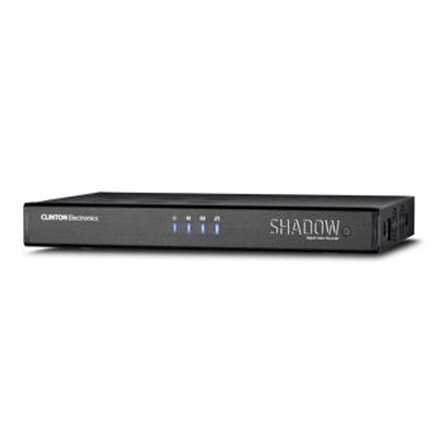 CE-R4S/2000, Clinton Shadow 4 Channel Digital Video Recorder, 2 TB HDD with HDMI Output