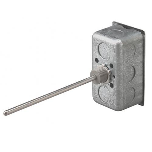 """BAPI BA/10K-3-I-4"""" Duct Temperature Sensor, 10K-3 Thermistor"""