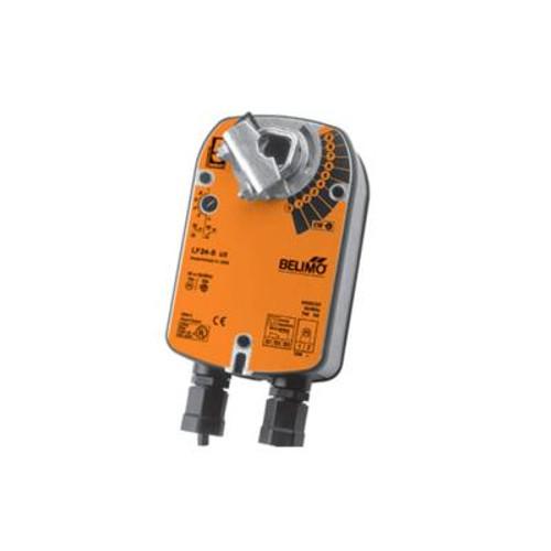 Belimo Damper Actuator - Spring, 35in-lb, On/Off, 24V 1