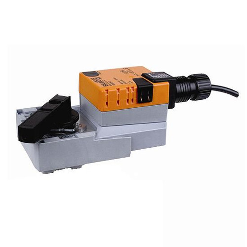 Belimo Valve Actuator - Act 24V 180 in-lb 2-10V, 1m cable 1