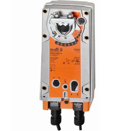 Belimo Damper Actuator - Spring, NEMA 4, 270in-lb, On/Off, 120V, SW