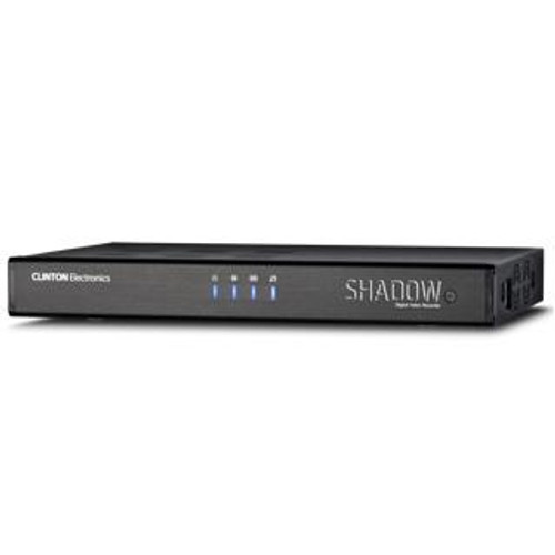 CE-R4S/1000, Clinton Shadow 4 Channel Digital Video Recorder, 1 TB HDD with HDMI Output