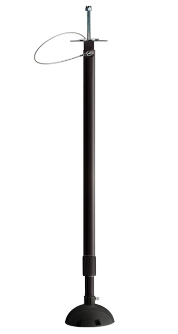 6'-12' Telescoping Camera Pole (Black) - Extra Shipping Charges Apply