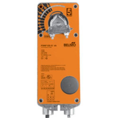 Belimo Damper Actuator - Fire&Smoke Actuator, 120 VAC, 70inlb, 1m Cable 1