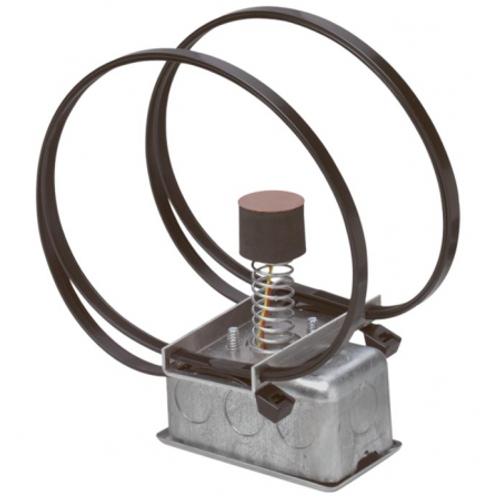BAPI 1K[375]-S Ohm Strap Sensor, J-box