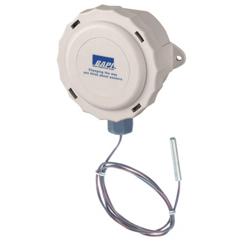 "BAPI BA/1K-RPFEP-18"" Remote Probe Temperature Sensor"