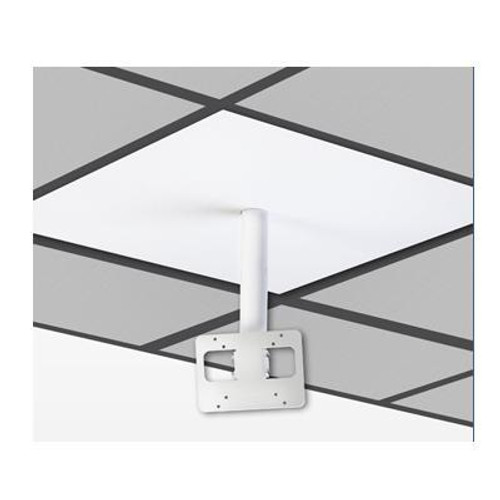 Suspended Ceiling Mount Bracket (White)
