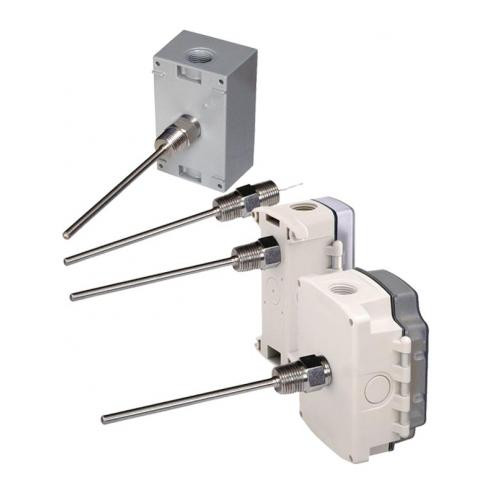 "BAPI BA/1K[375]-I-8""-SS Immersion Temperature Sensor, Stainless Steel Fitting"