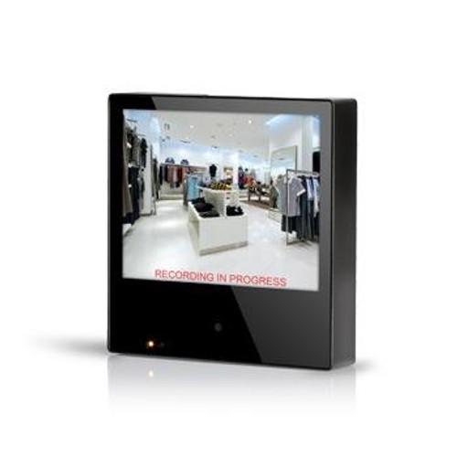 "CE-M8S-B, Clinton 8"" LCD Public View Monitor with 600 TVL Camera"